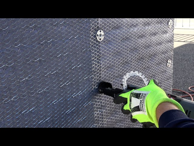 Quick Tip: Installing LathNet Using Rodenhouse Fasteners