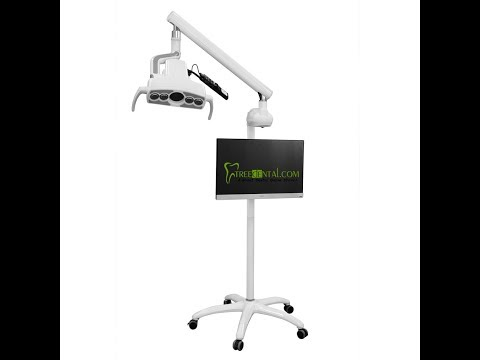 LED Surgical Light /Operating LED Light With Camera And LCD Monito