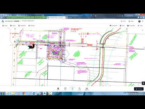 What's New in Civil 3D 2019 - Using the Shared View Feature