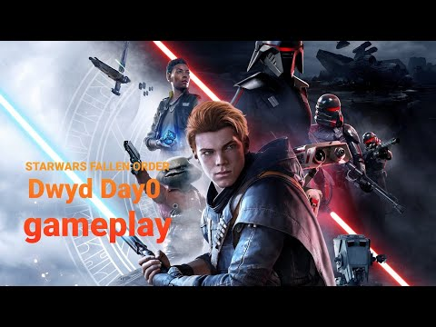Star Wars Fallen Order DWYD Day 0 Gameplay