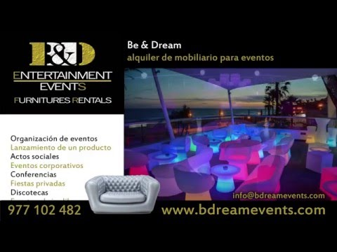 Vídeo B&Dream Events 1
