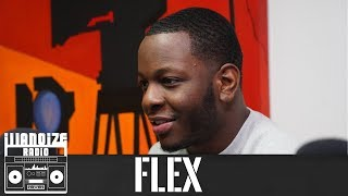Flex speaks on his growth, RichVi$ion label, Upcoming Album, and more | iLLANOiZE Radio