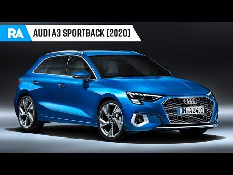 Novo Audi A3 Sportback (2020). Os detalhes da 4ª geração em 5 PONTOS ESSENCIAIS