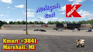 Michigan's Last Kmart - Marshall, MI