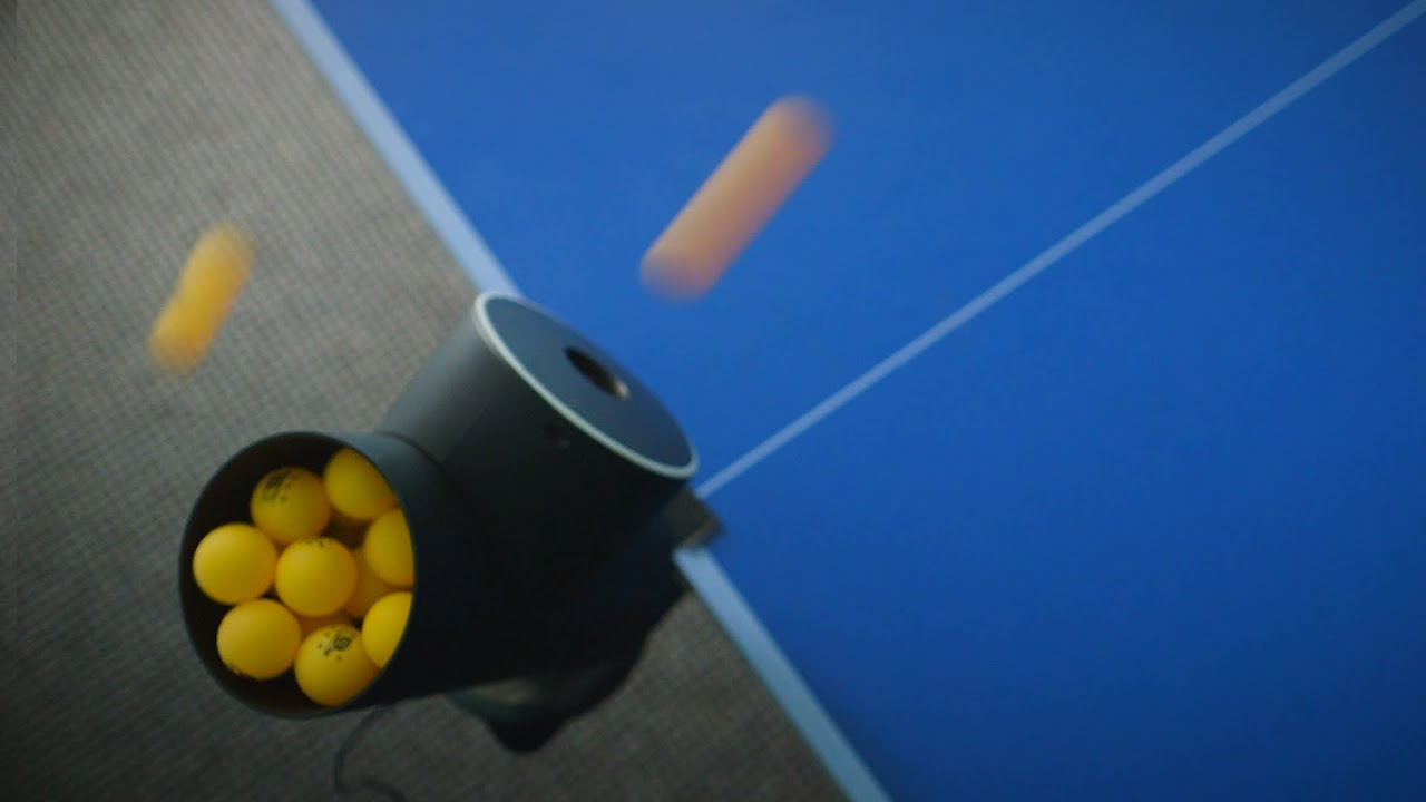 Playing ping pong with a robot thumbnail