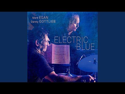 Electric Blue online metal music video by MARK EGAN