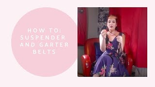 The Best Suspender Belt (Garter Belt): What To Look For.