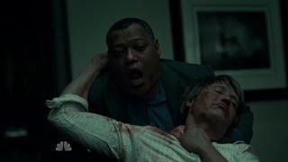 Hannibal   Season 2 Opening Fight   Lecter Vs. Crawford