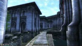 Real Time Dynamic Shadows in Oblivion