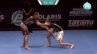 [OFFICIAL] Keenan Cornelius vs Dean Lister - Full Fight HD - Polaris 1