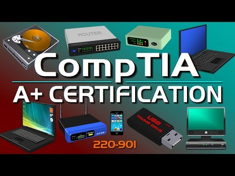 CompTIA A+ Certification Video Course - YouTube