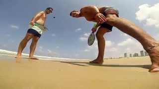 GoPro: Beach Matkot