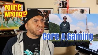 The Reason why CORE A Gaming was WRONG about Button Mashing! Button Check