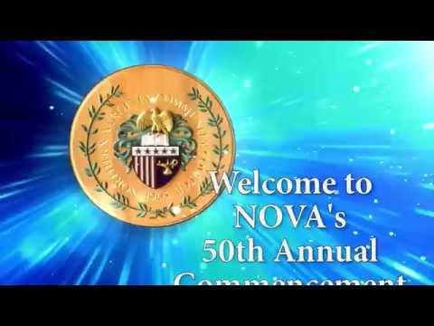 NOVA Commencement 2016