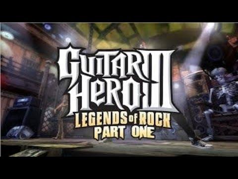 Gameplay de Guitar Hero 3: Legends of Rock