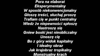 Paktofonika  Jestem Bogiem Tekst