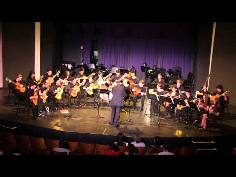 original composition- performed by OCSA Guitar Ensemble