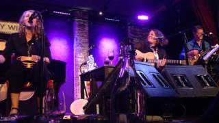 """Can't Get Next To You"" Joan Osborne & Madeleine Peyroux @ City Winery,NYC 8-23-2016"