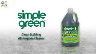 Simple Green Clean Building Cleaner