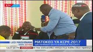 Walimu wa Moi Kabarak Nakuru, wajitahidi kutuma ujumbe ili kupata matokeo ya wanafunzi wao
