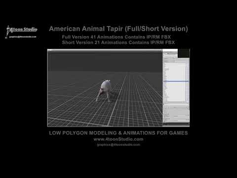 Unity Asset Store Pack - LOWPOLY ANIMALS (Download link