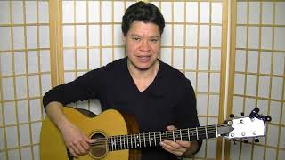 The Wings by Gustavo Santaolalla - Guitar Lesson