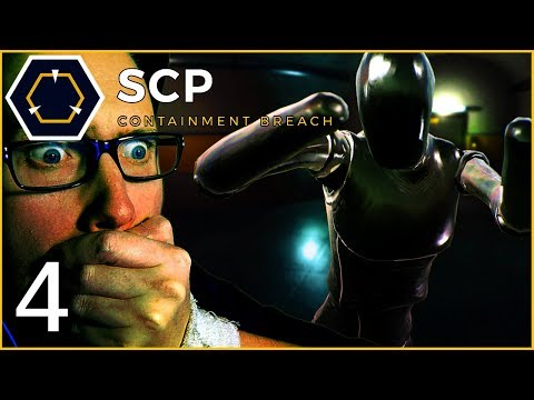 IT HAS EVOLVED! | SCP Containment Breach (UNITY Remake) #4