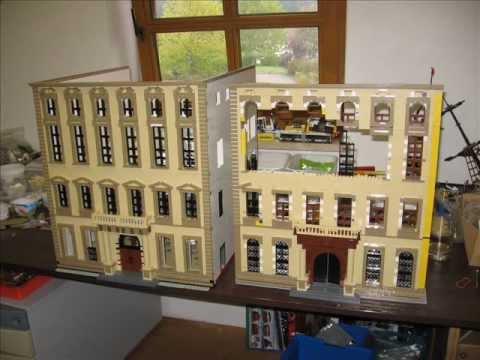 Das Augsburger Rathaus aus LEGO - Update 2