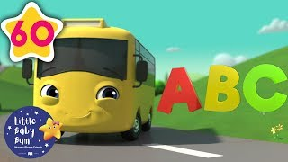 ABC Song   ABC and 123 Compilation   Learning Numbers and Alphabet for Kids