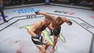 UFC 205 - Conor McGregor vs Eddie Alvarez in UFC 2 | Trent vs Juice