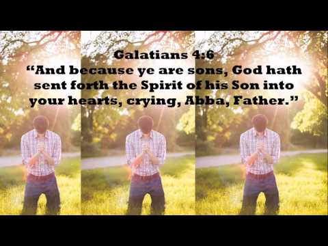 Abba, Father - Galatians 4:6 free download