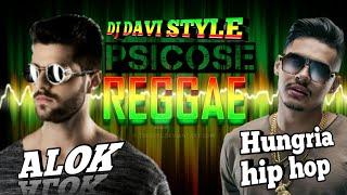 Alok & Hungria Hip Hop - Psicose/ REGGAE REMIX 2020 (STUDIO SENSAÇÃO DO REGGAE)