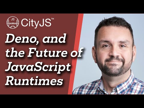 Image thumbnail for talk Deno, and The Future of JavaScript Runtimes