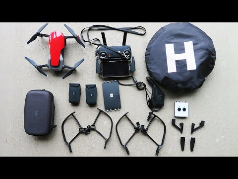 My Drone Gear (And How I Go Hiking With It)