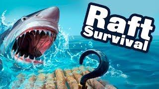 RAFT SURVIVAL 3 : ОФФЛАЙН ИГРА НА ANDROID