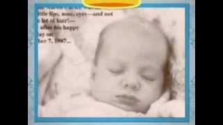 (rare) Baby Aaron Carter