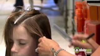 Hair Care - Razoring Damaged Hair