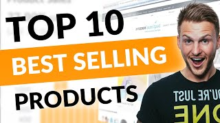 The Top 10 Amazon FBA Best Selling Products in 2020 [NEW Product Research Technique]