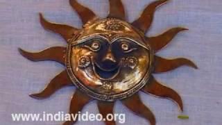 Dhokra casting of Orissa