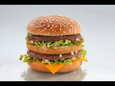 Jak udělat Big Mac