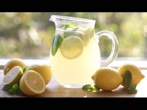 Video Homemade Lemonade Recipe