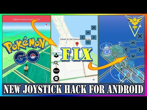 NEW SAFE JOYSTICK HACK FOR ANDROID | Failed Detect Location Problem
