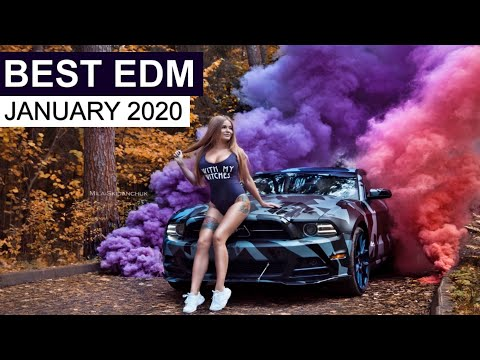 BEST EDM JANUARY 2020 💎 Electro House Charts Music Mix