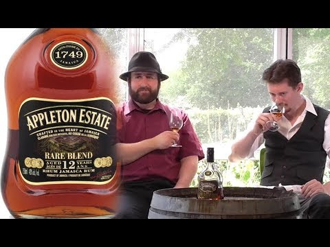 Appleton Estate 12 Year Old Jamaican Rum: The Single Malt Review Episode 35