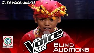 "The Voice Kids Philippines 2015 Blind Audition: ""Tagumpay Nating Lahat"" by Reynan"