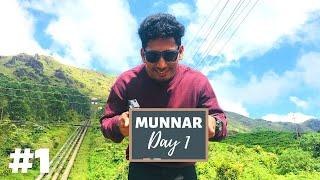 Munnar Day 1 | Mumbai to Kochi Flight | Kerala Travel Series | Vlog 1