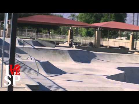 Palm Desert Skatepark - Palm Desert - CA