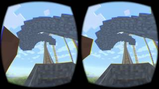 Oculus Rift Игры: Mine Coaster
