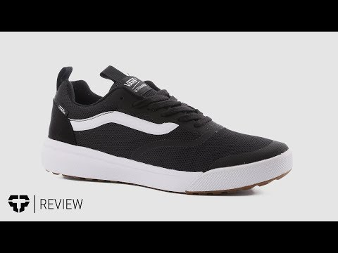 Vans Ultrarange Rapidweld Shoe Review - Tactics.com