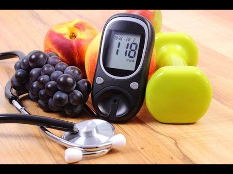 In dem eine Kartoffel Diabetiker